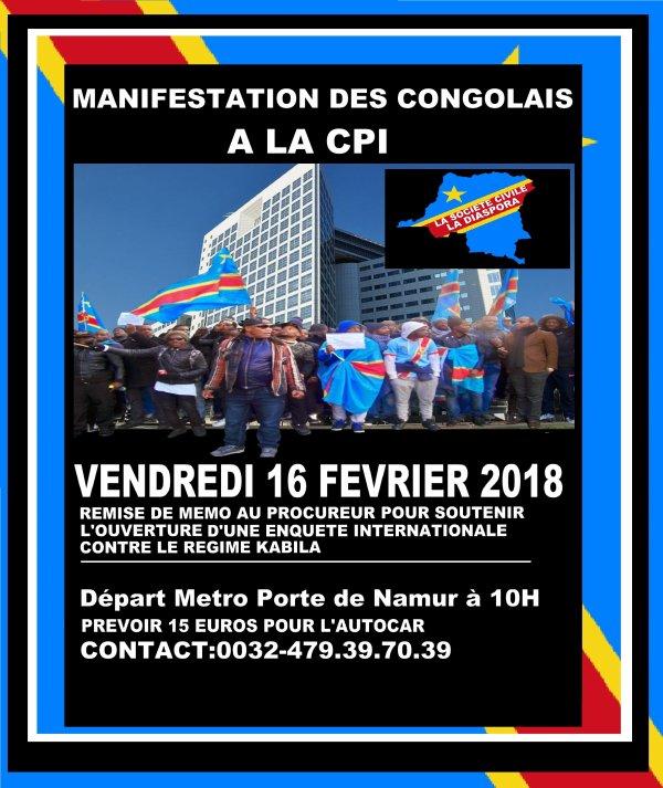 Empoisonnement na liwa d'Albert Mukendi et réponse de la Cenco et opposition au discours de Kabila
