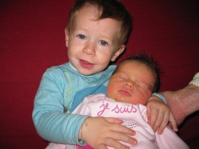 mon neveu et ma fille