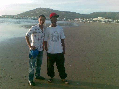 me and khalid