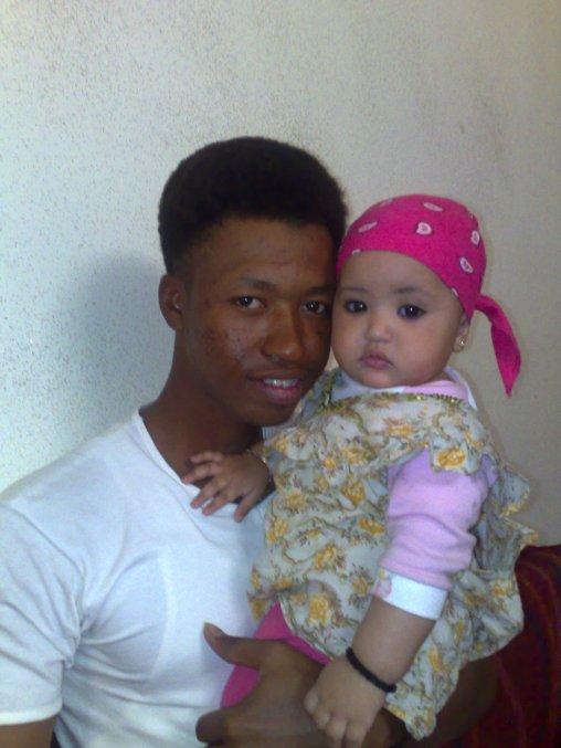 me and wafa
