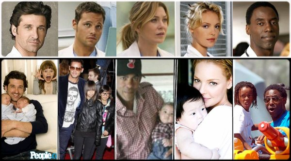 Enfants de Grey's