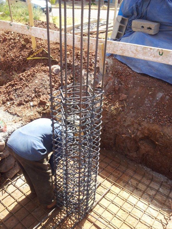 Travaux de terrassement et fondations 1er immeuble r 3 for Terrassement et fondation