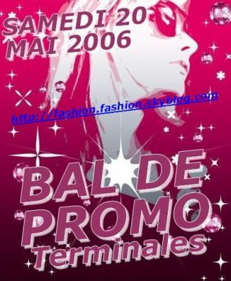 BAL DE PROMO - fashion...