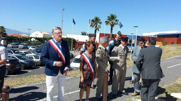 Cérémonie du 18 juin  Appel Historique du Général De Gaulle