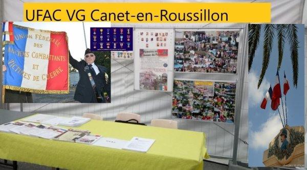 Forum des associations  Canet-en-Roussillon  2017