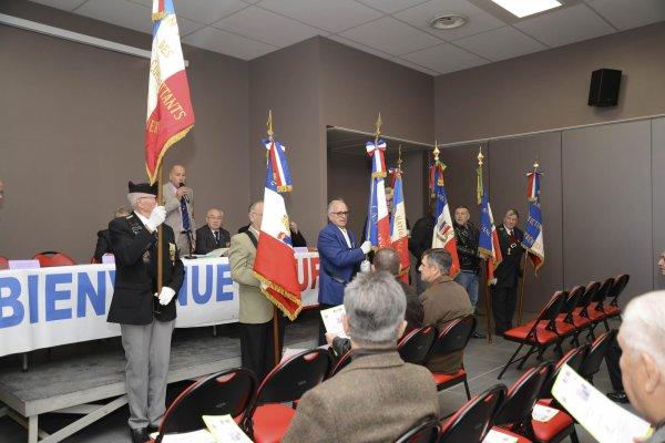 Assemblée Générale de l'UFAC VG  Section de Canet-en-Roussillon  Samedi 16 décembre 2017