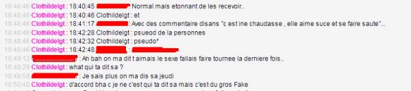 Attention Au fake