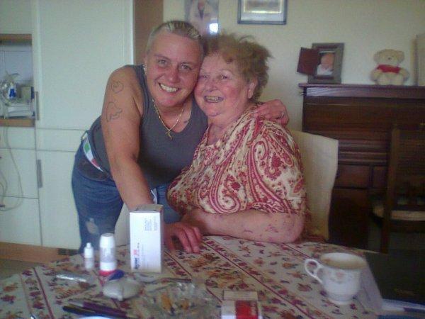 mamie & moi
