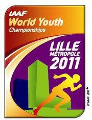 Championnats du Monde Cadets d'Athlétisme Lille Métropole 2011