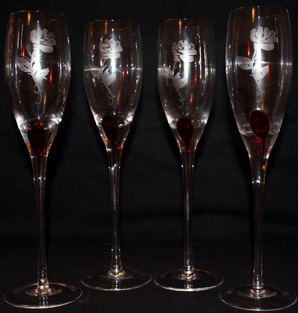 Flûtesà champagne