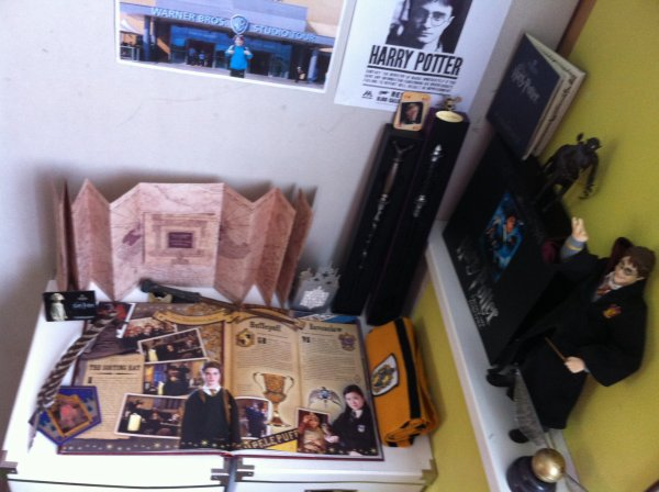 Blog de amaury1906 voila mon blog for Chambre harry potter