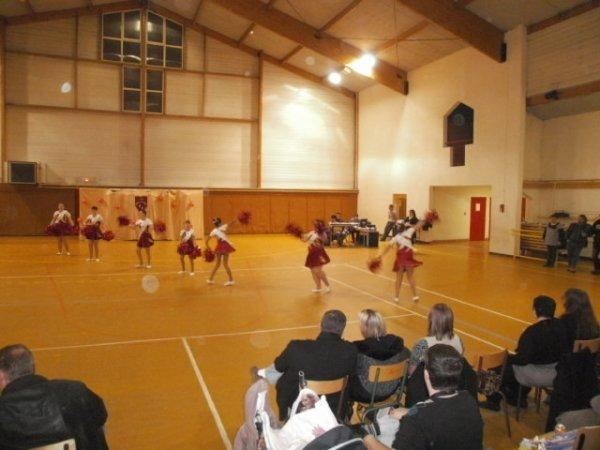 Spectacle D' inauguration des nouvelles danses le Samedi 28 Janvier 2012