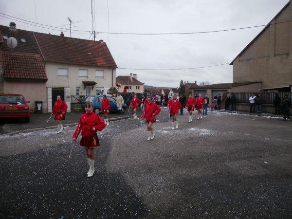 GRANDE CALVACADE EN ALSACE LE DIMANCHE 18 MARS 2012