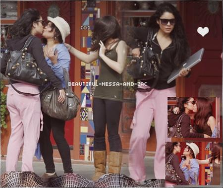 Le 2/03/10 Vanessa a été photographiée dans Studio City en compagnie de sa soeur Stella et de sa mère, Gina, avec qui elle est allée prendre à manger au Aroma Cafe