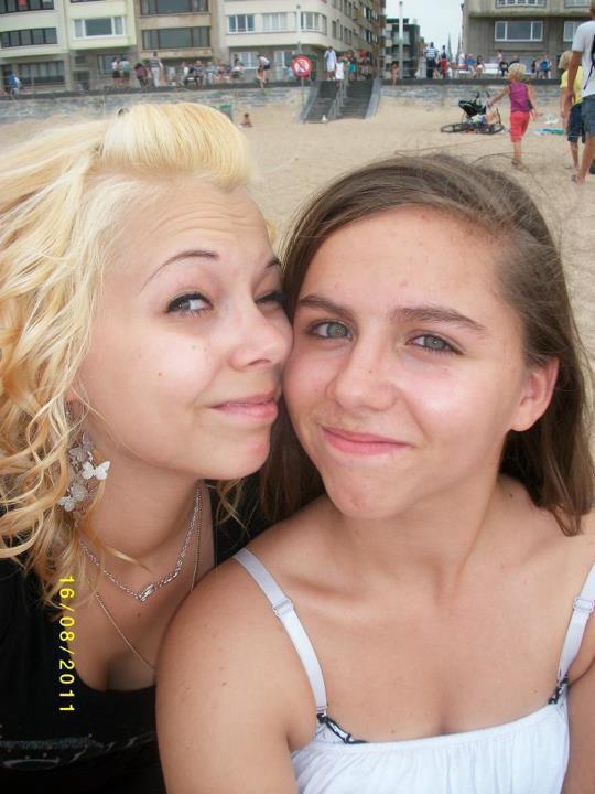 ma soeur et moi<3