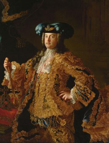 oOo L'empereur François Ier du Saint-Empire (le pére de Marie-Antoinette) oOo