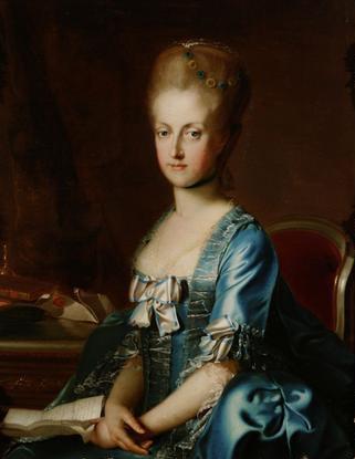 oOo Marie-Caroline d'Autriche (la soeur préférée de Marie-Antoinette) OoO