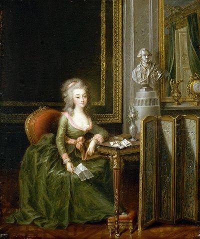 oOo Marie Thérèse de Savoie comtesse d'Artois (2éme belle sooeur) oOo -  Blog de 18 century spirit