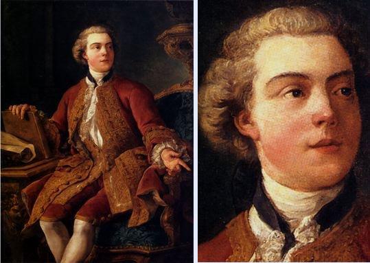 OoO Abel-François Poisson de Vandières marquis De Marigny OoO
