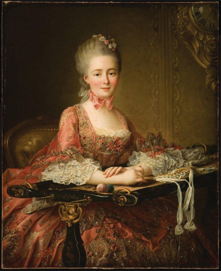 OoO Anne Nompar de Caumont OoO - Blog de 18 century spirit