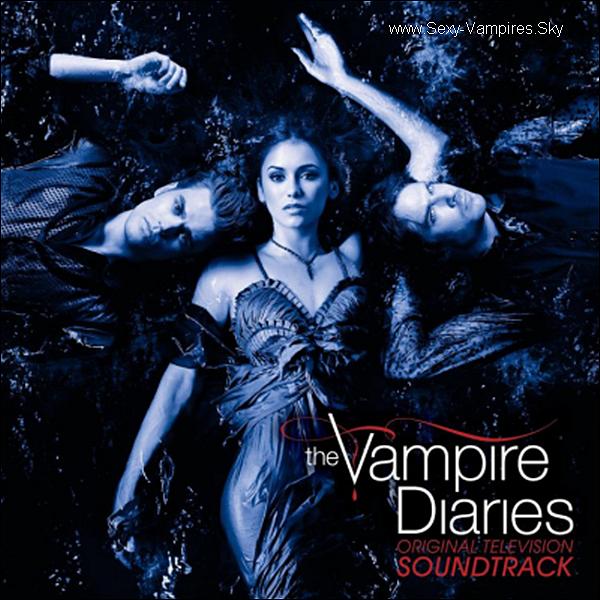 .  05 / 09 / 2010 : Album de la BO de la saison 2 de TVD + Photo Twitter Nina.