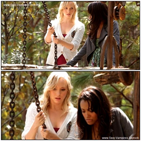 ".  07 / 10 / 2010 : Stills de l'episode 2x06 "" Plan B "" + Video Preview ."