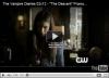 """.  10 / 12 / 2010 ___ Des photos de l'episode 2x11 & la promo du prochain 12 de TVD.   J'ai malheureusement une mauvaise nouvelle a vous annoncer  =(  ! L'episode 2x12 """" The Descent """" ne sera diffuser que le 27 janvier , suite aux fetes de noel ! ."""