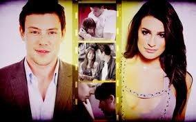 Montage de Finn et Rachel de Glee