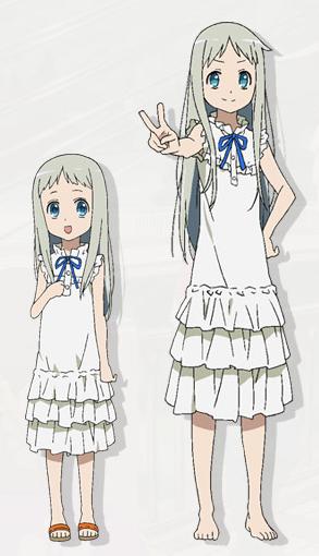 Meiko Honma (Menma)