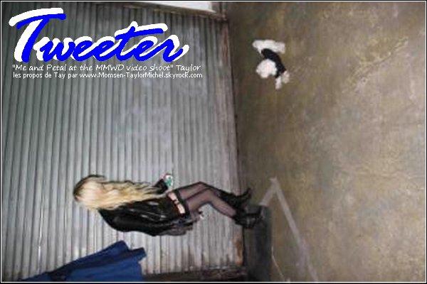 .Quand les FRANCAIS acceuillent Taylor. ~  Et oui, notre tornade blonde préférée debarque sur Paris....