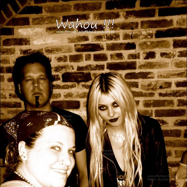 .10/10/2010, The Pretty Reckless se produisaient sur la scene de Baltimore. Magnifiques photos !.