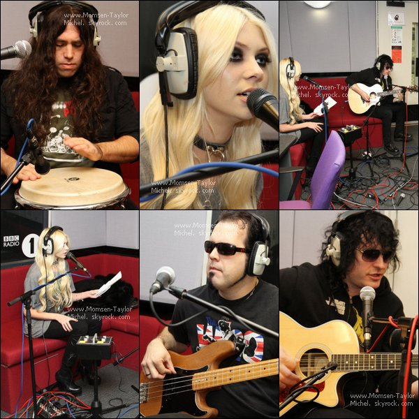 .Le 10/12/2010, les Pretty Reckless étaient au Radio 1 Live Lounge à Londres, ils iont interprété Just Tonight et une reprise, Forget You en accoustique. Un veritable coup de coeur! Qu'en pensez-vous ?.
