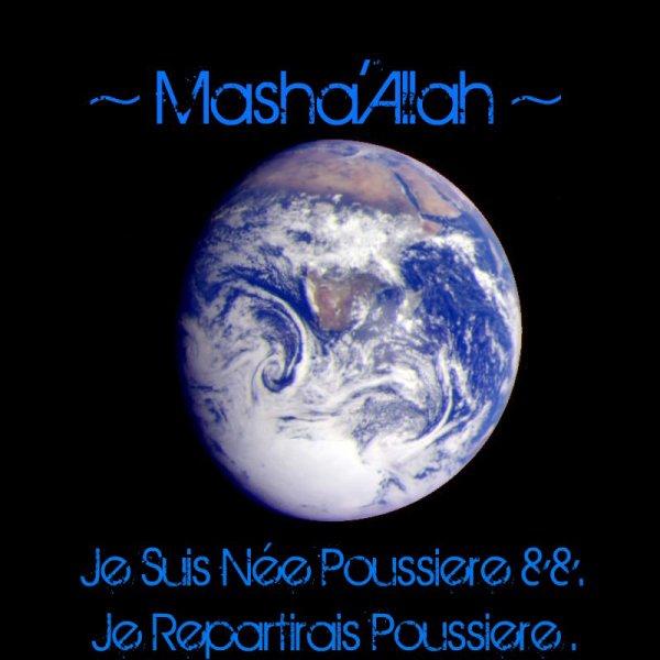 ~ Masha`Allah ~