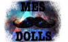 -Présentation de mes dolls-