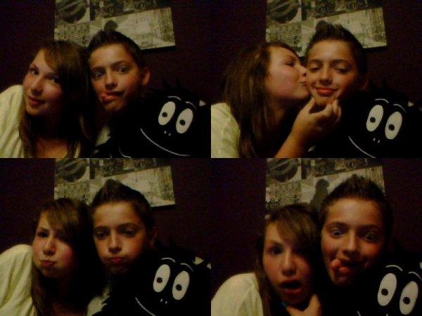 Je t'adore ma cousine