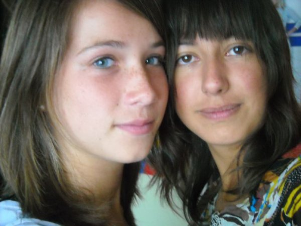 SaRah et moi - Best friend 4 ever ;)