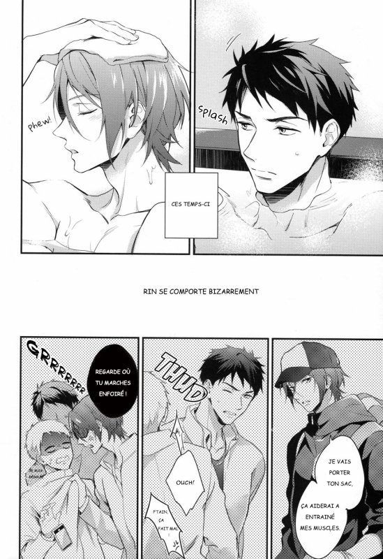Free Dj - Sosuke no kata wa ore ga mamoru! Partie 1
