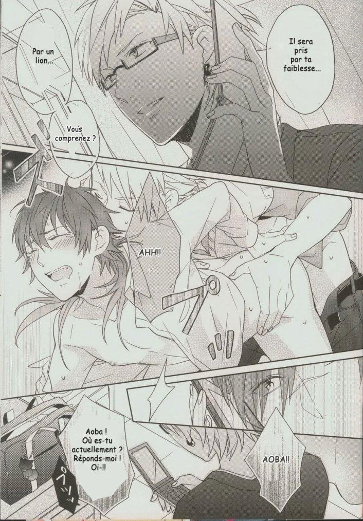 Dramatical Murder Dj - Seishun Moratorium Partie 3