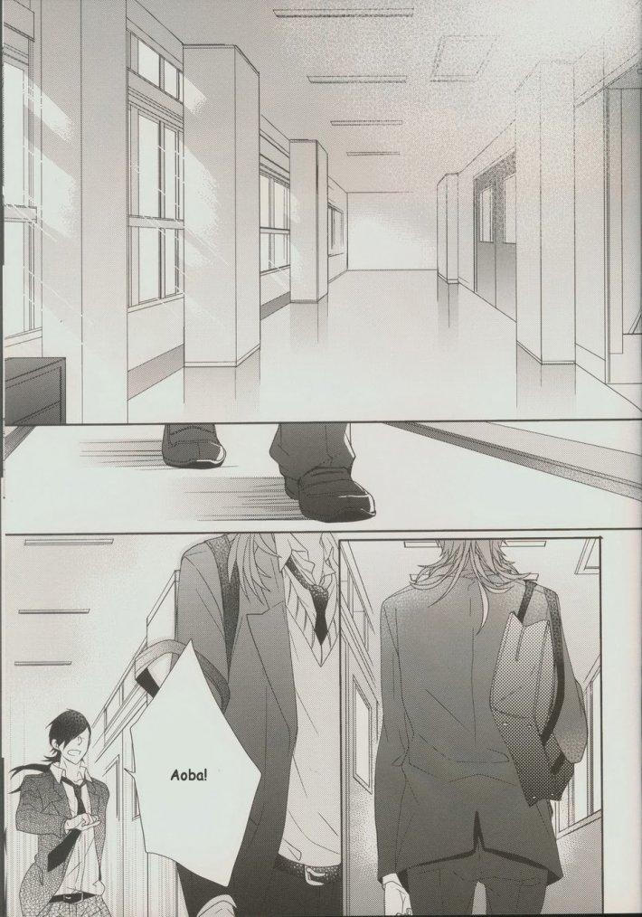 Dramatical Murder Dj - Seishun Moratorium Partie 5 ~Fin~