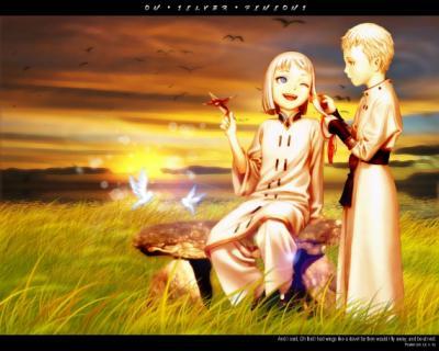 Dio et Lucciola