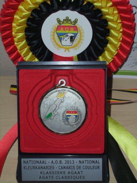 Nationaal kampioenschap AOB in Sint Niklaas