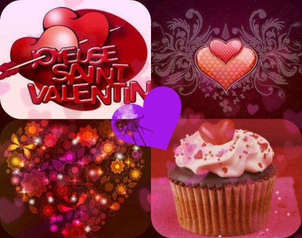 bon st valentin a tous !!!