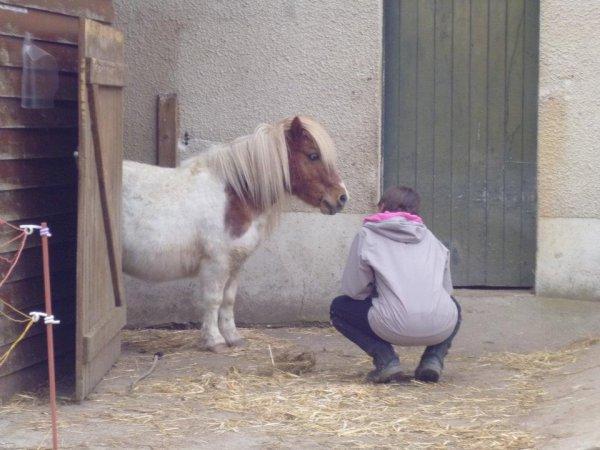 Manon et Petit Boy