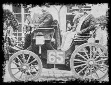 The First Automobile Competition