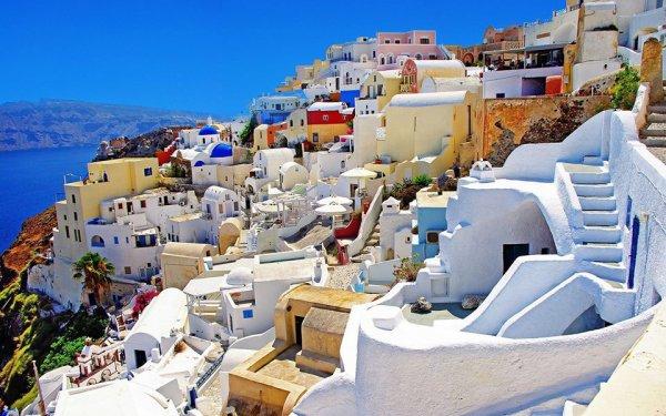 Travel Trivia : Santorini,Greece