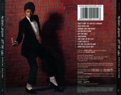 Off the Wall ''Album''