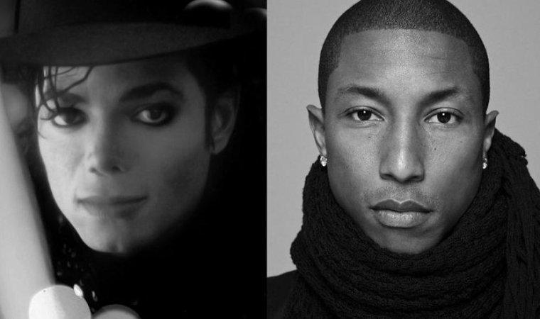 Interview magazine : Michael Jackson et Pharrell Williams