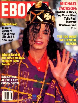 Ebony Magazine, mai 1992