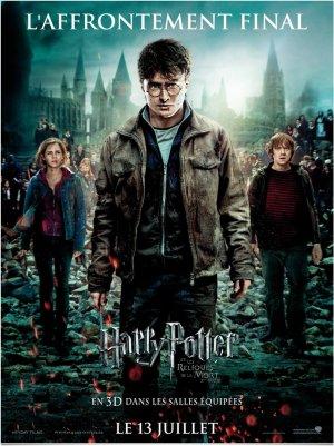 Harry Potter et les reliques de la mort.
