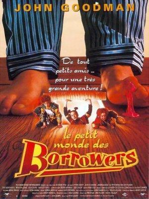 Le Petit Monde des Borrowers.